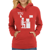 Problems Geeks Computers Nerds Funny Womens Hoodie