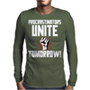Procrastinators Unite Tomorrow Mens Long Sleeve T-Shirt