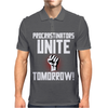 Procrastinators Unite Tomorrow Mens Polo