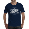 Proctor Meats (aged look) Mens T-Shirt