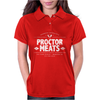 Proctor Meats (aged look) Womens Polo