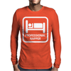 professional napper Mens Long Sleeve T-Shirt