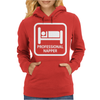 professional napper Womens Hoodie