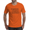 Programmer dictionary definition Mens T-Shirt