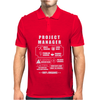 Project Manager - Funny Mens Polo