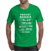 Project Manager - Funny Mens T-Shirt