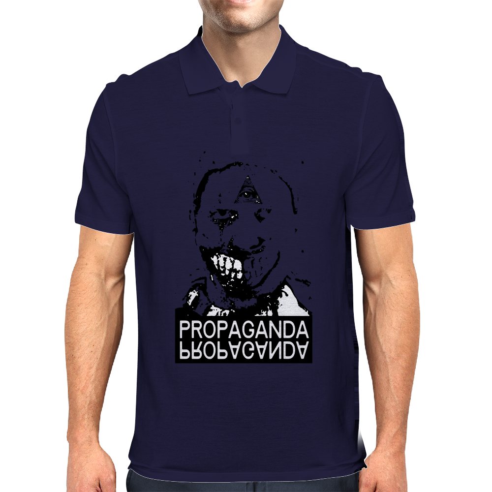 PROPAGANDA Mens Polo