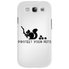 Protect your nuts Phone Case