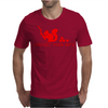 Protect your nuts red Mens T-Shirt