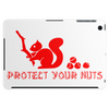 Protect your nuts red Tablet