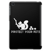 Protect your nuts white Tablet