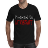 Protected By Witchcraft Mens T-Shirt