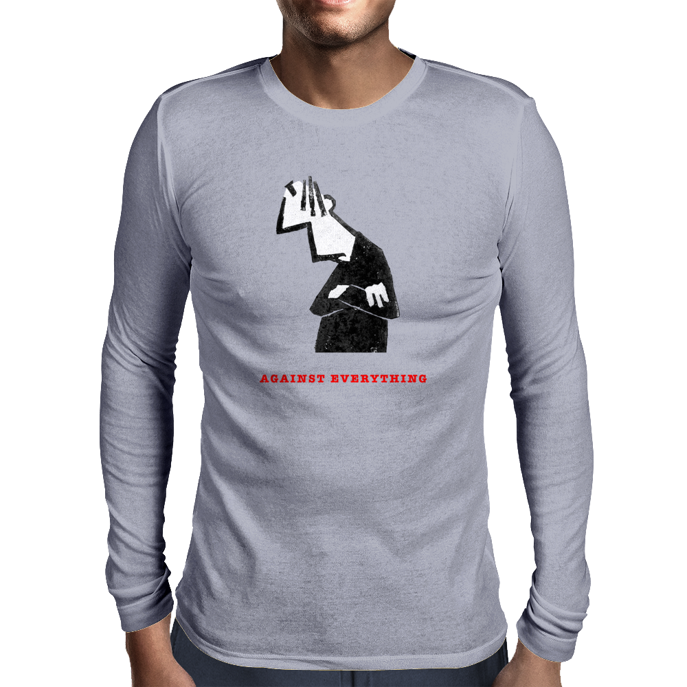 Protest Mens Long Sleeve T-Shirt
