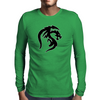 ProtoDragon (Black Version) Mens Long Sleeve T-Shirt