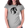 ProtoDragon (Black Version) Womens Fitted T-Shirt
