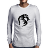 ProtoDragon Logo Mens Long Sleeve T-Shirt