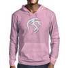 ProtoDragon (White Version) Mens Hoodie
