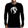 ProtoDragon (White Version) Mens Long Sleeve T-Shirt