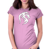 ProtoDragon (White Version) Womens Fitted T-Shirt