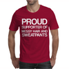 Proud supporter Mens T-Shirt