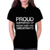Proud supporter Womens Polo