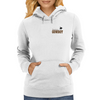 Proud to be a cowboy Womens Hoodie