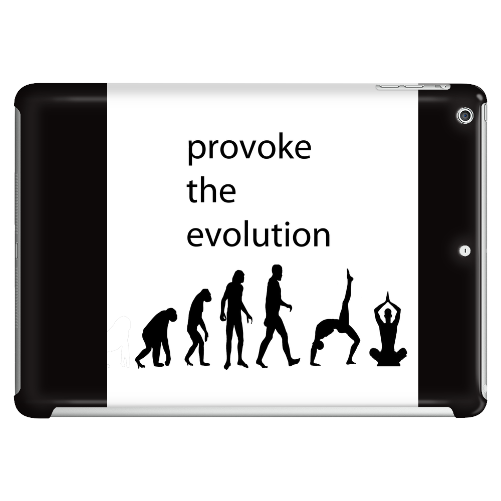 PROVOKE THE EVOLUTION Tablet (horizontal)