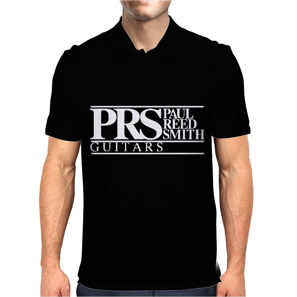 PRS GUITARS new Mens Polo