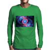 Psychedelic 1 Mens Long Sleeve T-Shirt