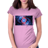 Psychedelic 1 Womens Fitted T-Shirt