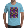 Psychedelic Chihuahua Dog Mens T-Shirt