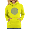 Psychedelic design Womens Hoodie