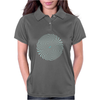 Psychedelic design Womens Polo