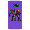 Psychedelic Elephant Phone Case