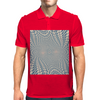 Psychedelic play Mens Polo