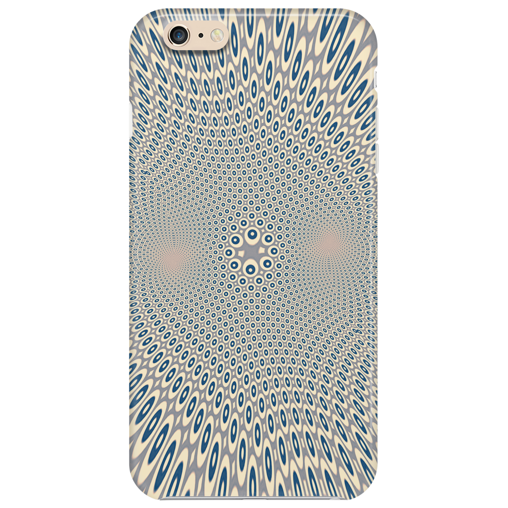 Psychedelic play Phone Case