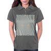 Psychedelic play Womens Polo