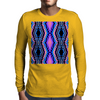 Psychedelic Tribe Mens Long Sleeve T-Shirt