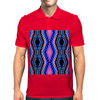 Psychedelic Tribe Mens Polo