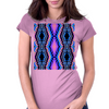 Psychedelic Tribe Womens Fitted T-Shirt