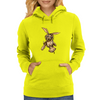 Psycho Lacey Womens Hoodie
