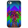 Psyco-delic Elephant Phone Case