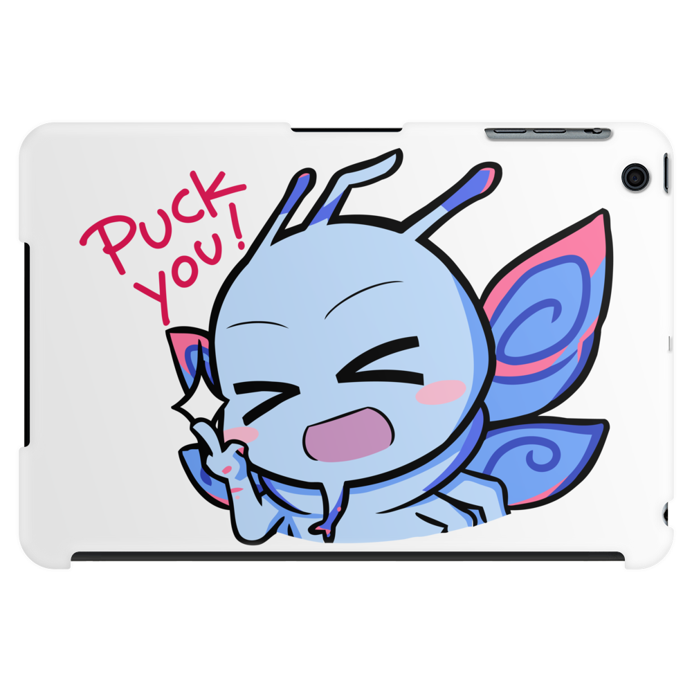Puck you - Dota 2 Tablet (horizontal)