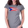 Puerto Rico Womens Fitted T-Shirt