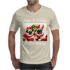 Pug Dog Christmas Mens T-Shirt
