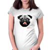 Puglicious Womens Fitted T-Shirt