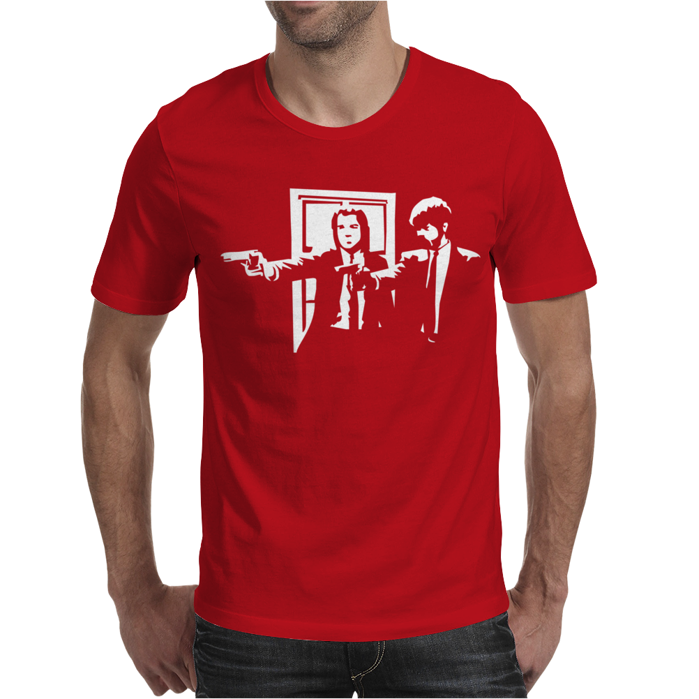 Pulp Fiction Bmf Film Quentin Tarantino Mens T-Shirt