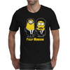 Pulp Minion Pulp Fiction Parody Despicable Me Mens T-Shirt