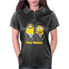 Pulp Minion Pulp Fiction Parody Despicable Me Womens Polo