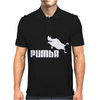 PUMBA funny Mens Polo